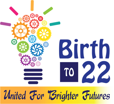 Birth to 22 Logo