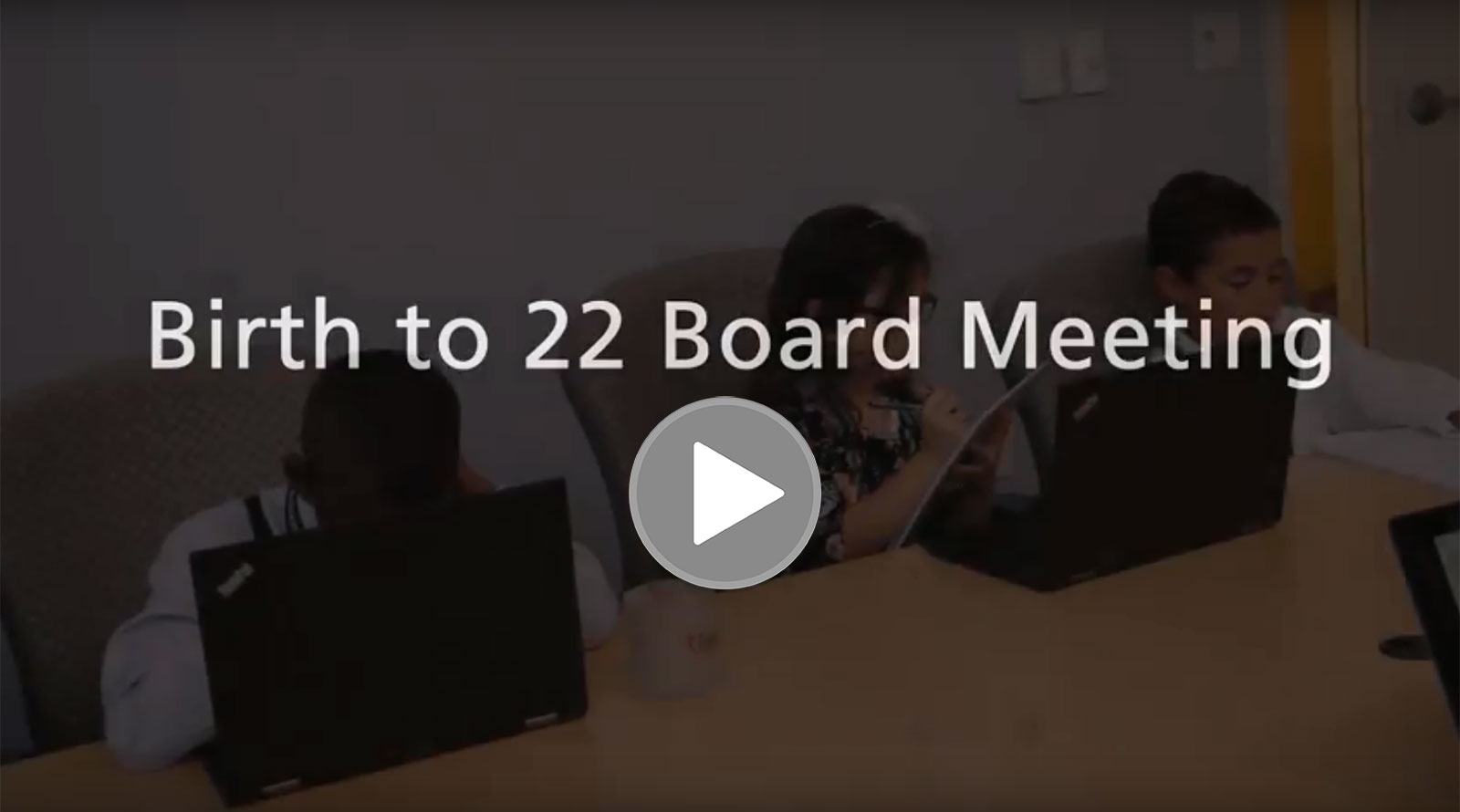 Children in the Boardroom